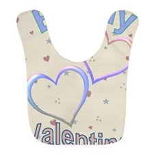 Be my valentine Bib