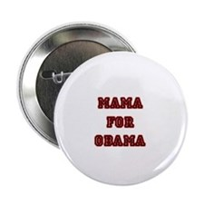 "Mama for Obama 2.25"" Button (10 pack)"