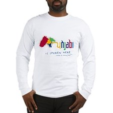 Punjab 9 Long Sleeve T-Shirt