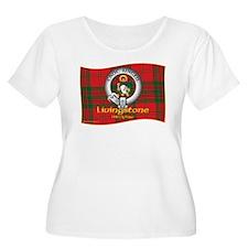 Livingstone Clan Plus Size T-Shirt
