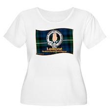 Lamont Clan Plus Size T-Shirt