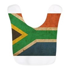 Vintage South Africa Flag Bib