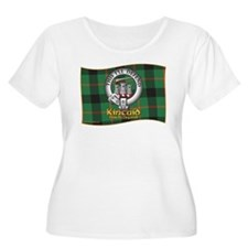 Kincaid Clan Plus Size T-Shirt
