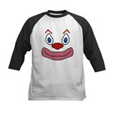 Kids Clown Baseball Jersey