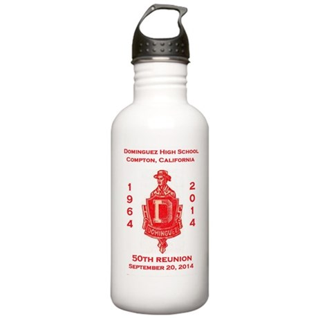 Dominguez Class of 64 50th Water Bottle