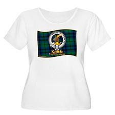 Keith Clan Plus Size T-Shirt