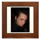 Chris Framed Tile