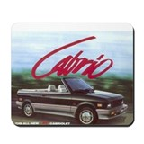 Yugo Cabrio Mousepad
