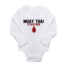In My Blood (Muay Thai) Body Suit
