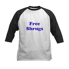 Free Shrugs Baseball Jersey