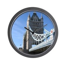 Tower Bridge London England UK Wall Clock