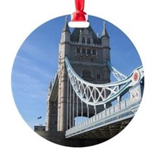 Tower Bridge London England UK Ornament