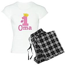 Oma (Number One) Pajamas