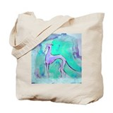Blues Hound Tote Bag
