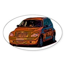 2003 Chrysler PT Cruiser Decal