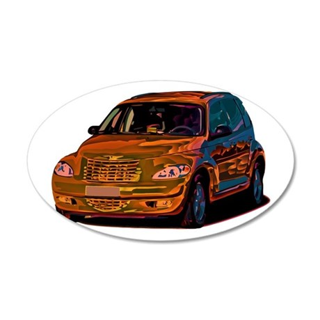 2003 Chrysler PT Cruiser Wall Decal