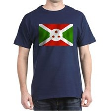 Flag of Burundi T-Shirt