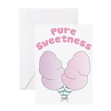 Pure Sweetness Greeting Cards