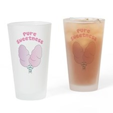 Pure Sweetness Drinking Glass