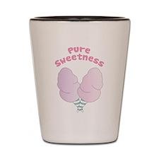 Pure Sweetness Shot Glass