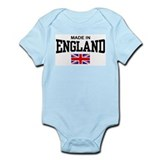 Made in England  Baby Onesie