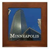 Minneapolis Framed Tile