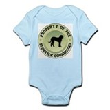Coonhound Property Onesie