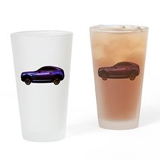 2004 Chrysler Crossfire Drinking Glass
