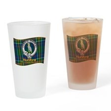 Hunter Clan Drinking Glass