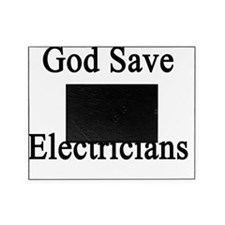 God Save The Electricians  Picture Frame