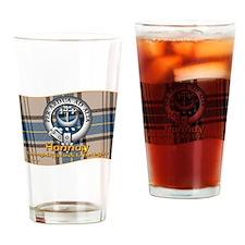Hannay Clan Drinking Glass