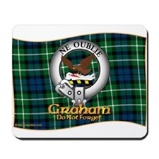 Graham Clan Mousepad