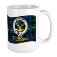 Gordon Clan Mugs