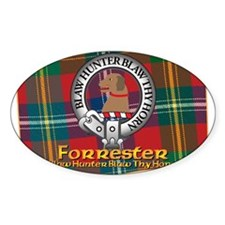 Forrester Clan Decal