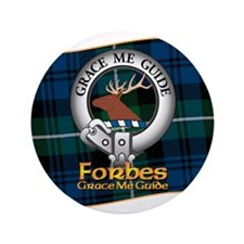"Forbes Clan 3.5"" Button"