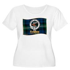 Forbes Clan Plus Size T-Shirt