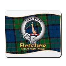 Fletcher Clan Mousepad
