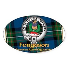 Ferguson Clan Decal