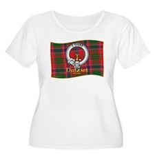 Dalziel Clan Plus Size T-Shirt