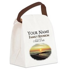 FAMILY PARTY Canvas Lunch Bag