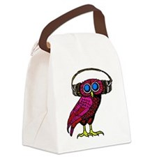 DJ HOOT Canvas Lunch Bag