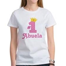 Abuela (Number One) Tee