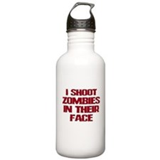 Shoot Zombies Water Bottle