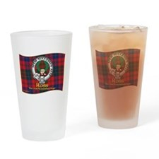 Ross Clan Drinking Glass