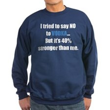 Vodka Sweatshirt
