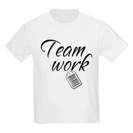 Teamwork -- Priceless Kids T-Shirt