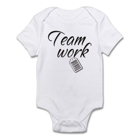 Teamwork -- Priceless Infant Bodysuit