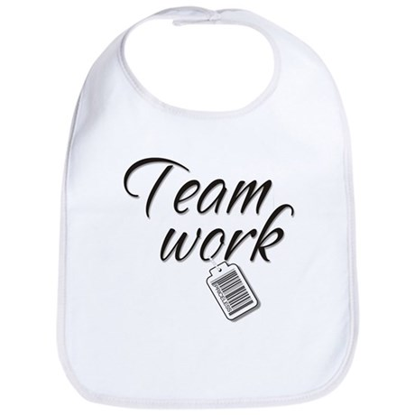Teamwork -- Priceless Bib