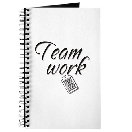 Teamwork -- Priceless Journal