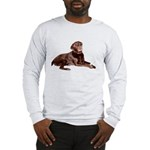 Ms Charlee Brown Long Sleeve T-Shirt